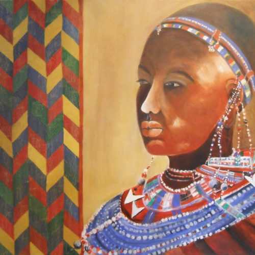 Afrika von Ernie Studney