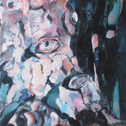Künstlerin Sonja Mackinger