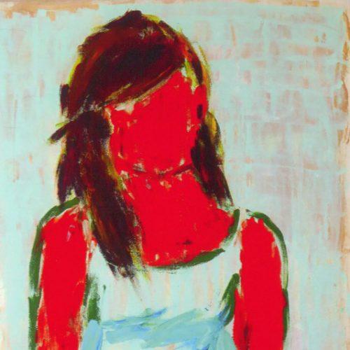 Das orange Mädchen 2004